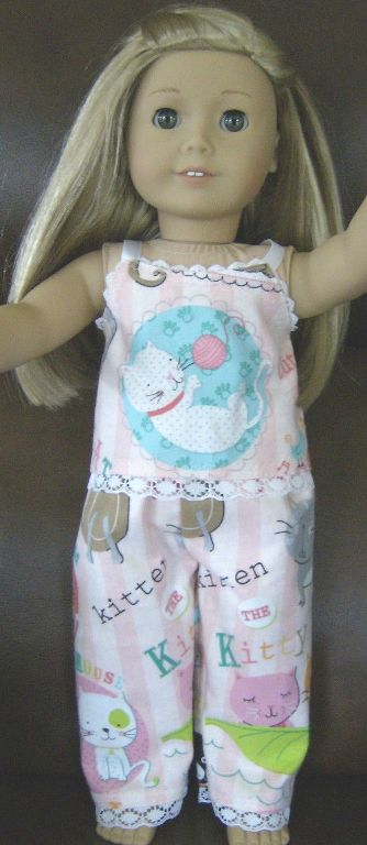 Cat Pajamas