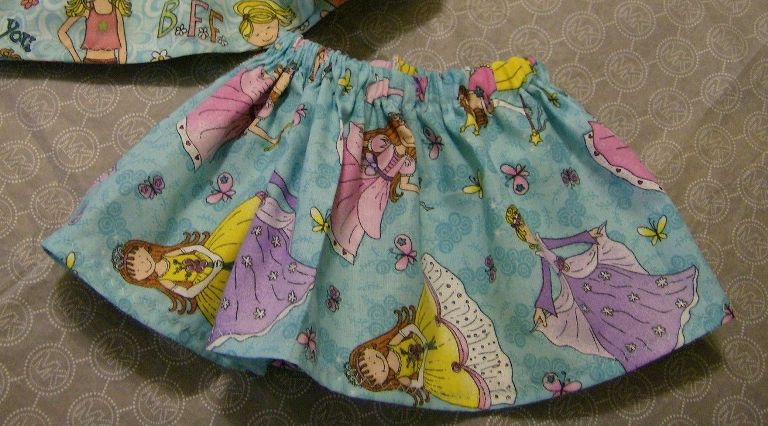 Teen Princess Skirt