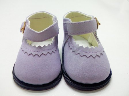 Lavender My First Dance Shoe