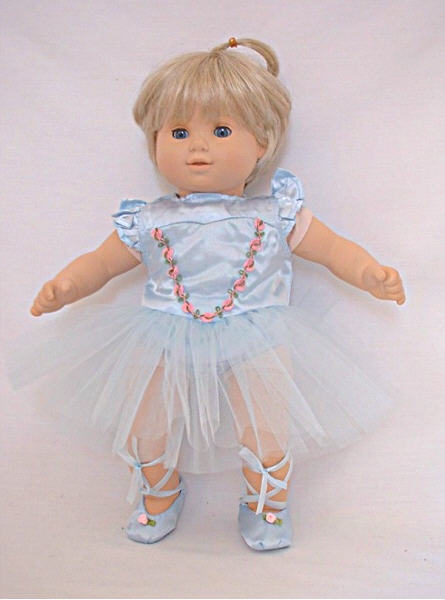 Nutcracker Suite Baby Girl Ballet Outfit
