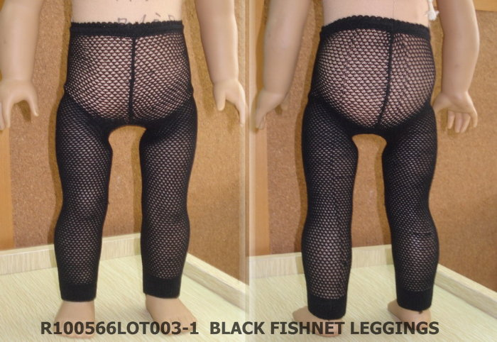 Black Fishnet Stockings