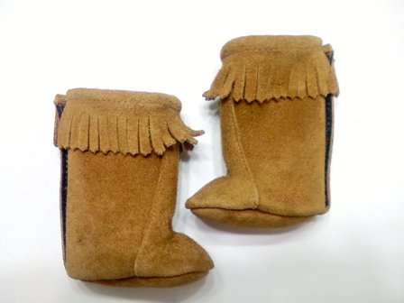 Buckskin Moccasin Boot