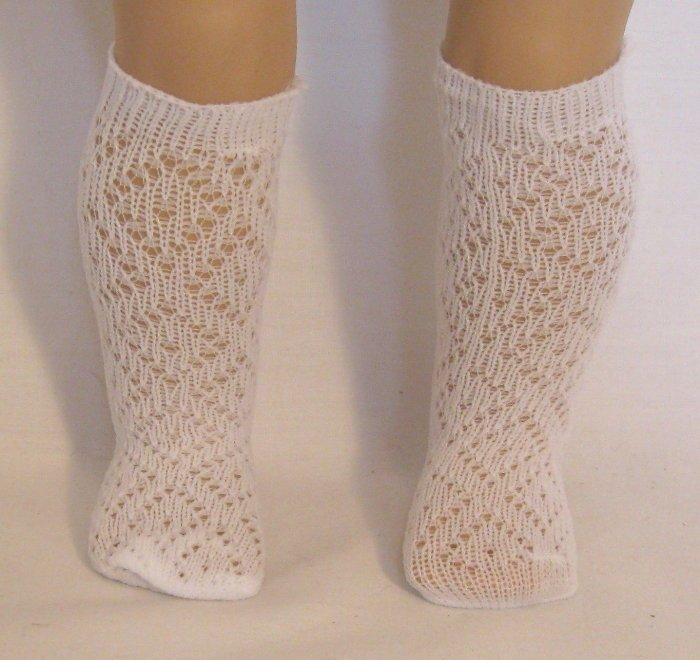 Diamond Pattern Stocking