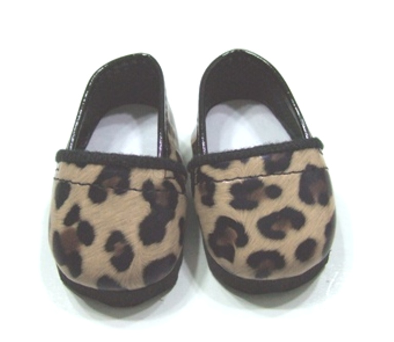 Cheatah Print Loafers