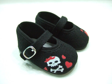 Scarry Cute Shoes