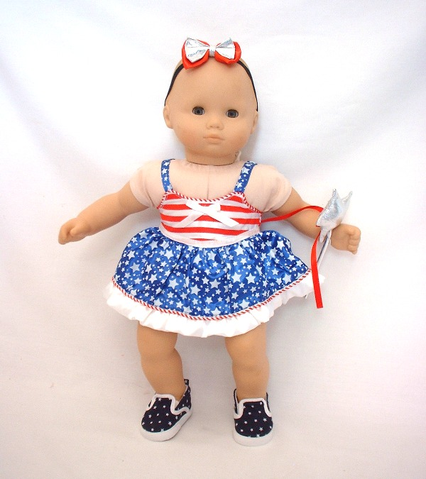 Stars and Stripes Dance Outfit