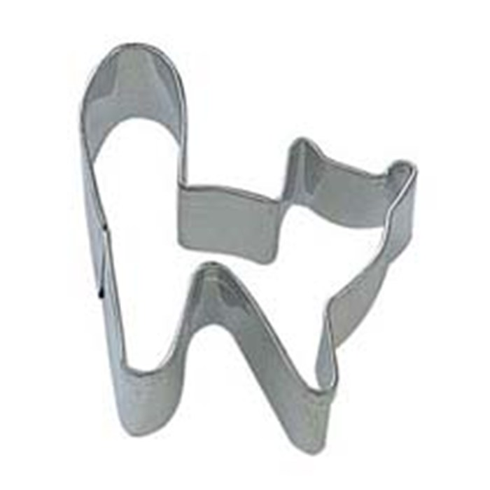 Miniature Halloween Cat Cookie Cutter