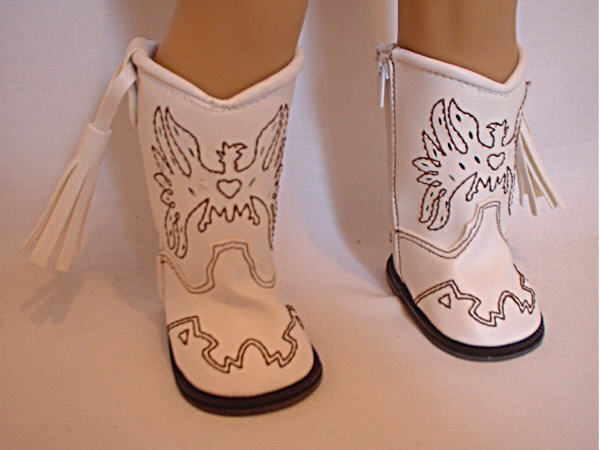 White Eagle Cowboy Boot