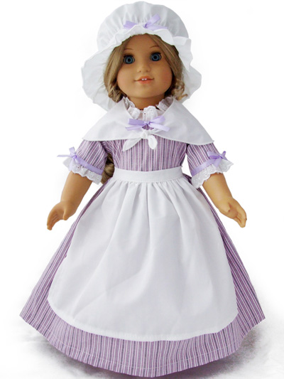Colonial Lavender Dress
