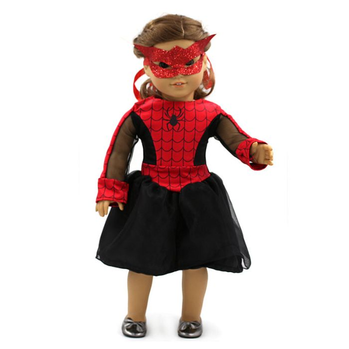 Bargain Spider Girl Dress
