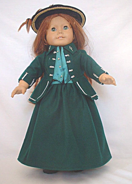 Colonial Riding Habit