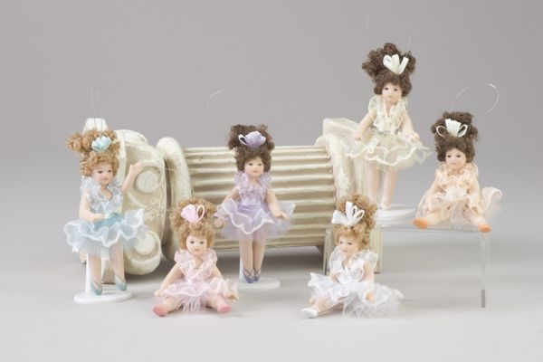 Porcelain Ballerina Dolls For Dolls