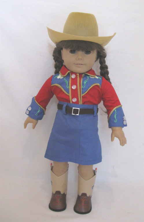 Molly's Dude Ranch Outfit