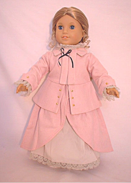 Colonial Pink Ridding Outfit