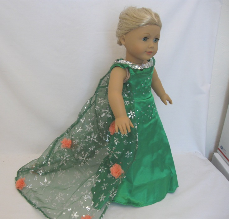Elsa's Birthdeay Dress
