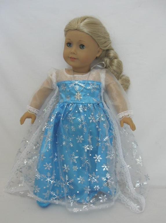 Elsa Turquoisese Dress