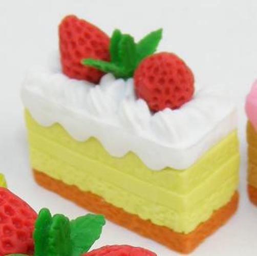 Vanilla Princess Cake Slice