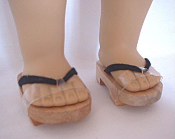 Wooden Japanese Sandal