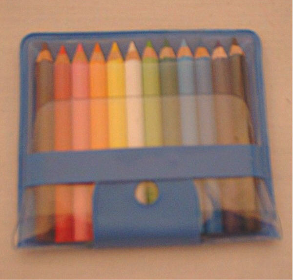 Doll Colored Pencils
