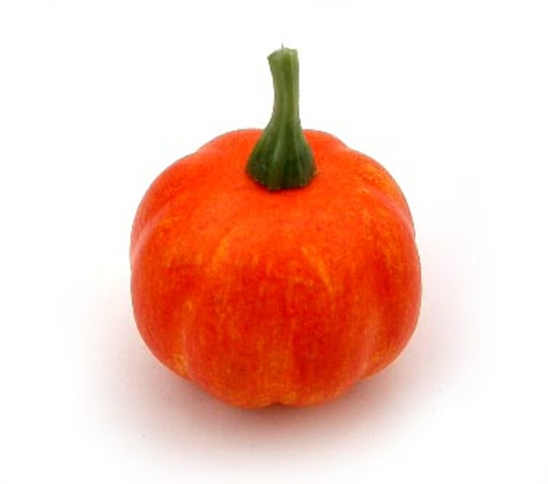 Mini Orange Pumpkin