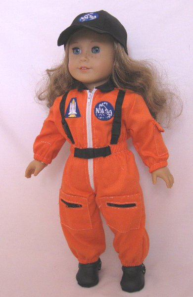 NASA Astronaut Uniform
