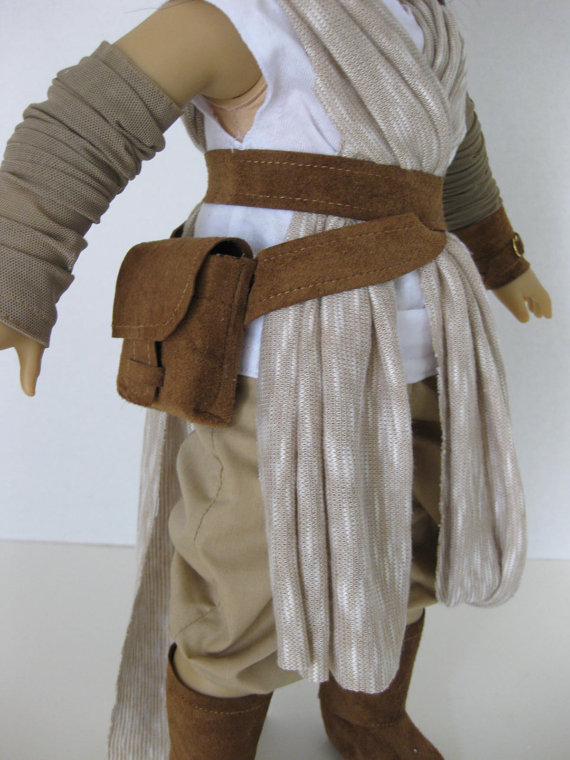 Star Wars Ray Costume