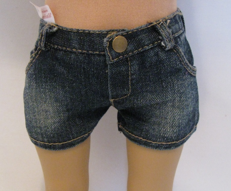 Heart Pocket Shorts