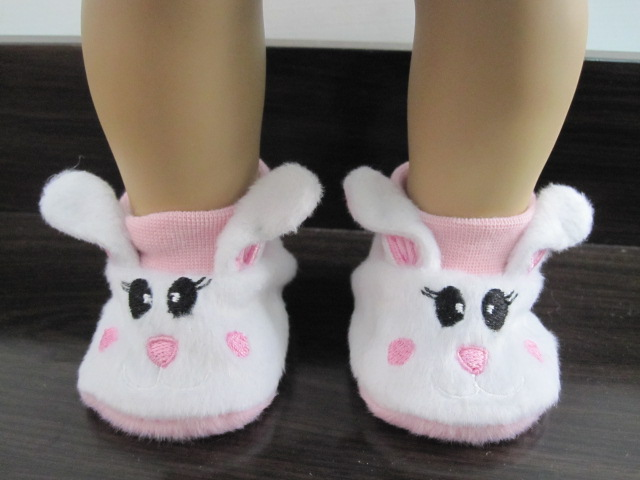 New Bunny Slippers