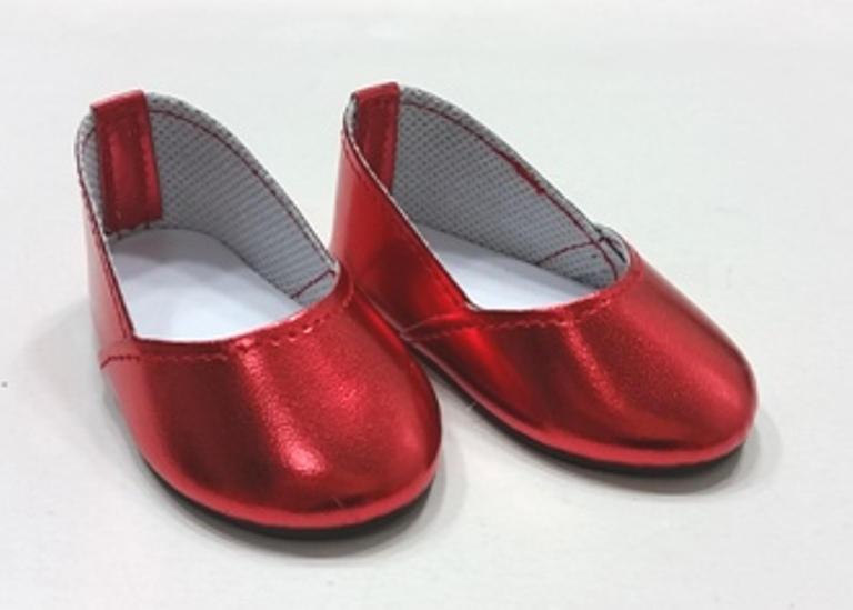 Red Slip Om Shoes