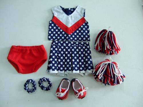 Cheerleader Set