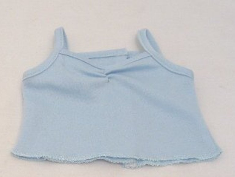 Light Blue Tank Top