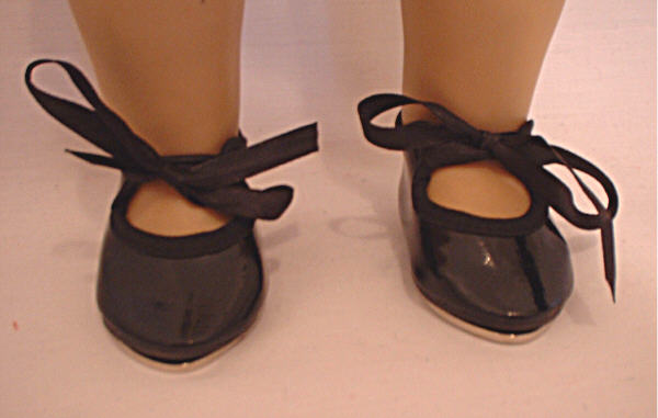 Black Tap Dance Shoes