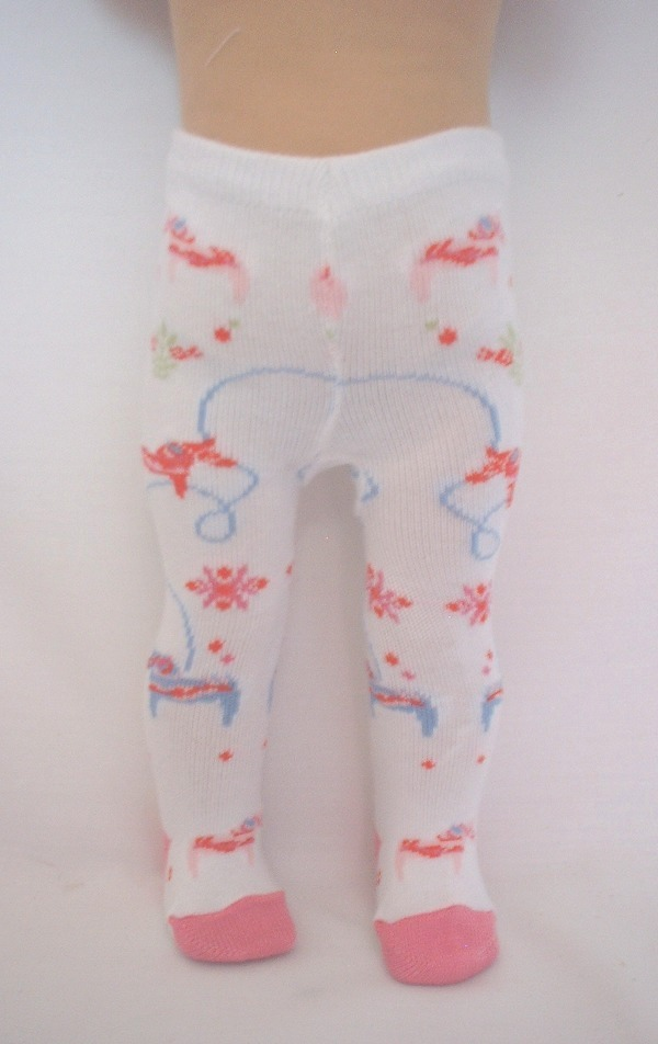 Dala Horse Tights