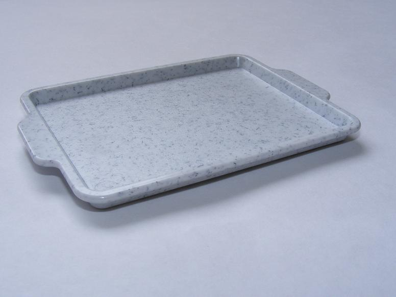 Gray Baking Tray