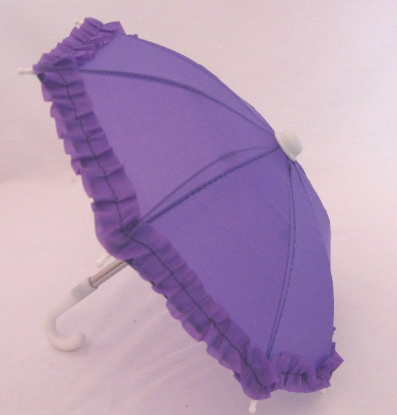 Purple Rain Umbrellas