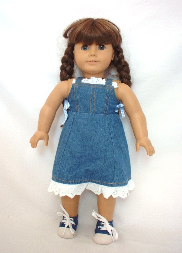 Denim Sun Dress