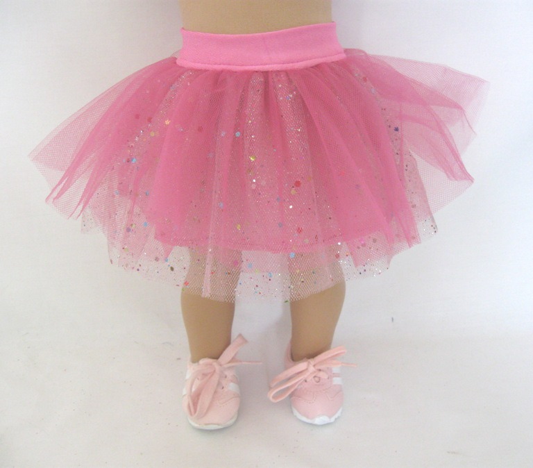 Pink Sparkle Petti Skirt