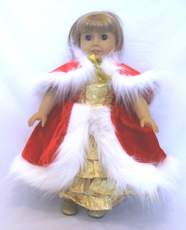 Belle's Christmas Dess